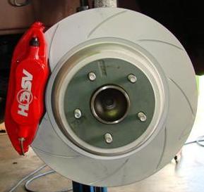 HSV VE 365mm Brake Package